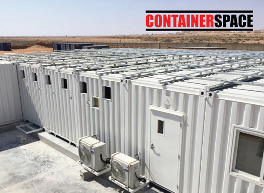 container modular building
