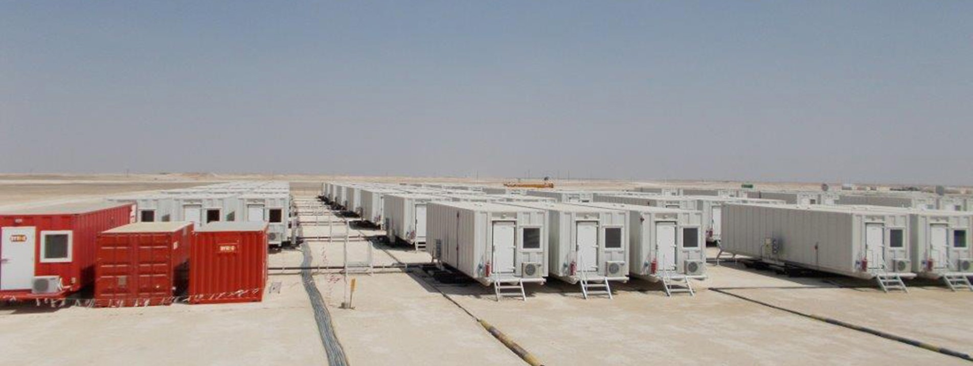 Oil & Gas Accommodation | Oilfield Camps | Spacemaker